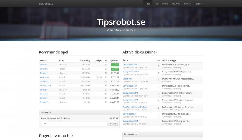 Tipsrobot.se